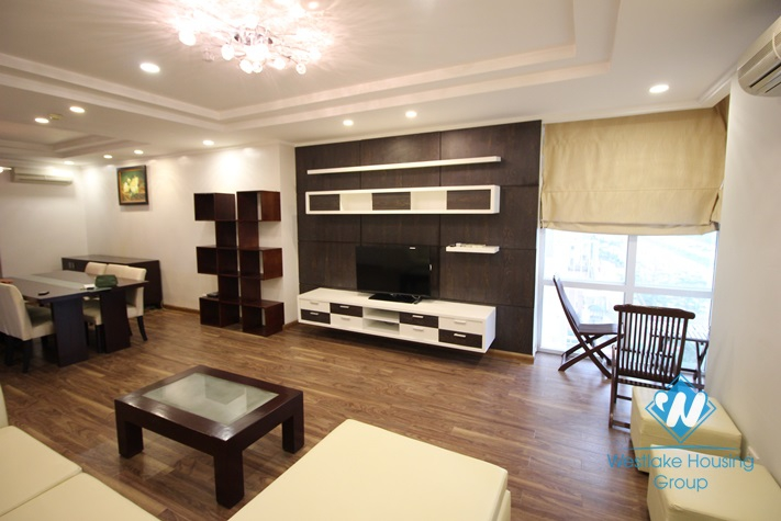 Affordable modern apartment for rent in G3 Ciputra