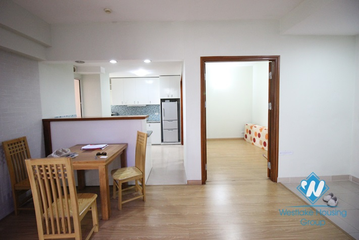 An bright apartment for rent in E ciputra