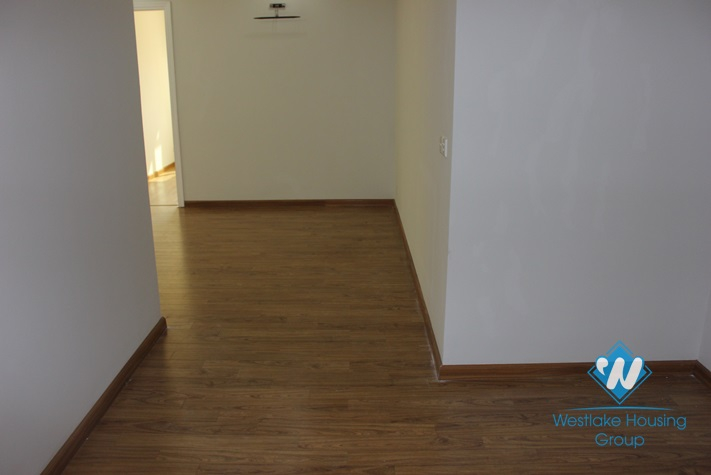 New apartment for rent in Ciputra, Tay Ho district