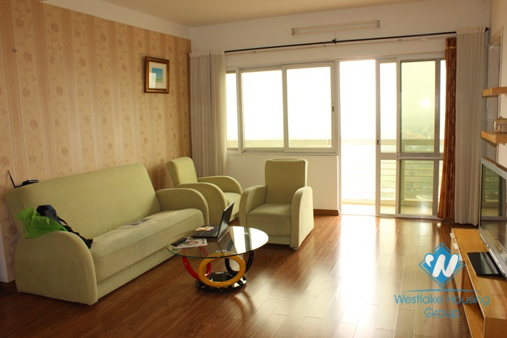 Nice apartment available for lease in E tower, Ciputra, Hanoi
