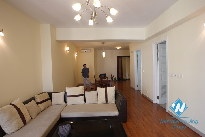 3 bedroom apartment for lease in Ciputra, Tay Ho, Ha Noi