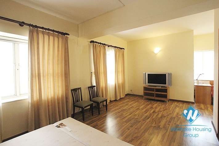 Large apartment for rent in Ciputra, Ha Noi
