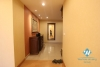 High quality 03 bedroom apartment for rent in Ciputra, Tay Ho district, Hanoi- fully furnished.