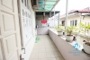 Beautiful house with large garden for rent in Ciputra area, Tay Ho, Hanoi