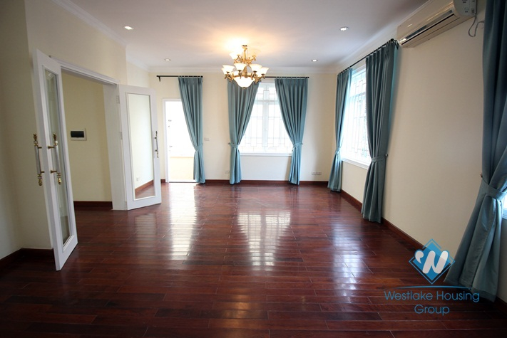 Beautiful unfurnished Ciputra Villa with for rent