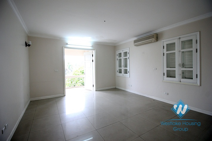 Affordable spacious house for rent in Ciputra, Hanoi