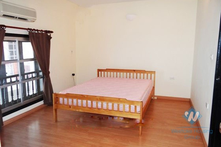 Nice house for rent in Au co st, Tay Ho, Ha Noi