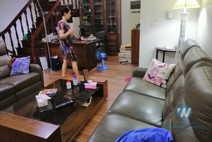 Large 6-bedroom house for rent in Cau Giay, Hanoi