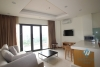 Brand new and modern apartment for rent in Au co st, Tay Ho, Ha noi