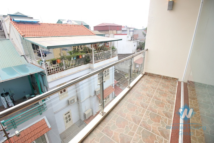 A new and affordable house for rent in Tay Ho, Ha Noi