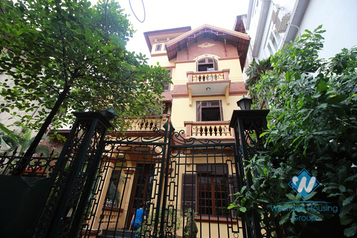Stunning, french designed house for rent in Westlake, Tay Ho, Hanoi