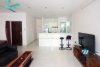 Beautiful studio for rent in Xuan Dieu street, Tay Ho, Hanoi