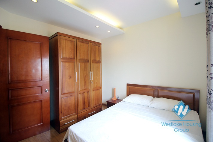 01 bedroom apartment for rent in Ba Dinh District, Hanoi