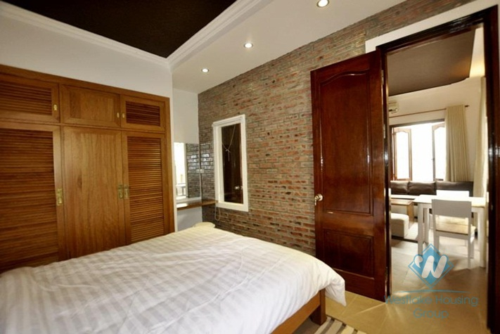Brand new 01 bedroom apartment for rent in Tay Ho St, Tay Ho, Ha Noi