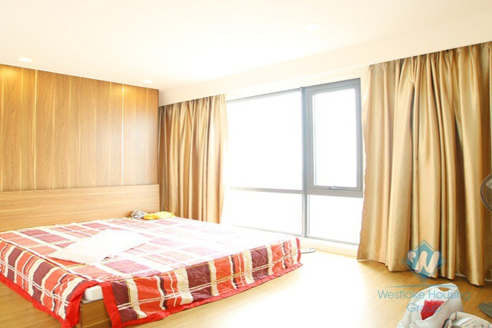 Bright and clean apartment for rent in Mipec Riverside, Long Bien, Hanoi