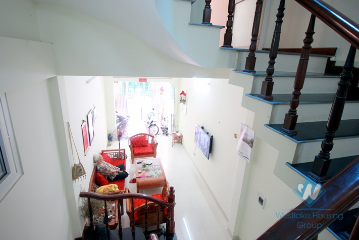 Beautiful large house for rent in Tay Ho
