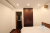 03 bedroom serviced apartment for lease in West lake area, Hanoi