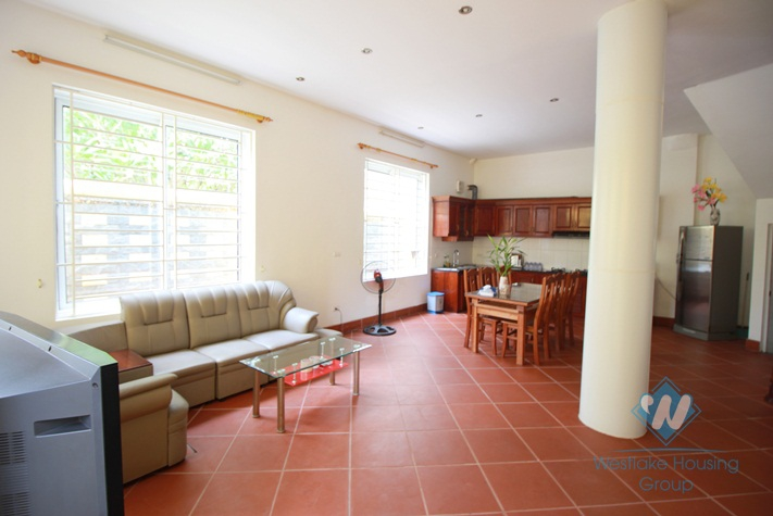 Brand new 4 bedrooms house for rent in Nghi Tam Village