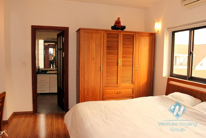 Luxury apartment for rent with 2 bedrooms in Au co st, Tay Ho, Ha Noi