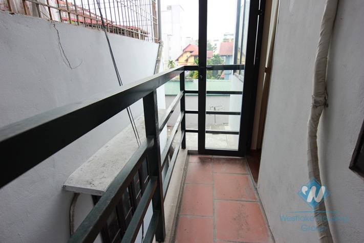 High floor two bedroom apartment for rent in a brandnew building in Tay Ho