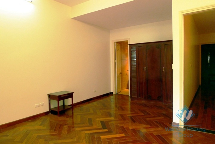 Beautiful house for rent in Dang Thai Mai Street, Tay Ho, Hanoi