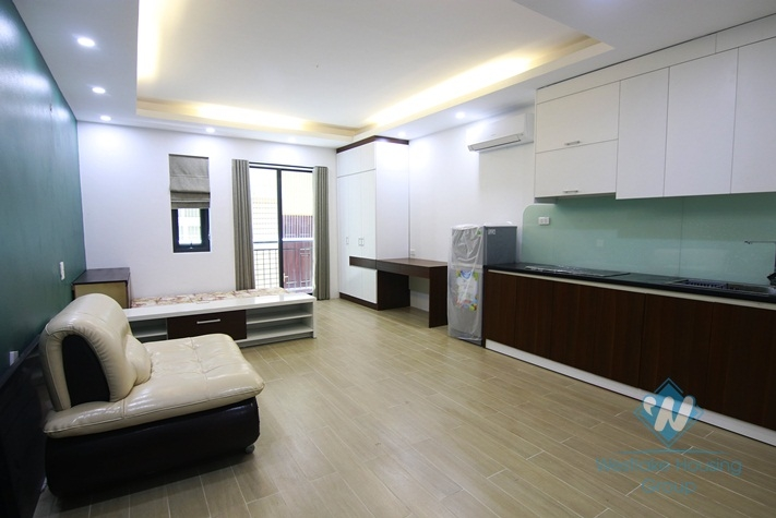 Beautiful studio for rent in Dong Da, Hanoi