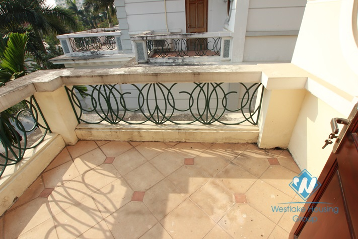 05 bedrooms house for rent in Ciputra, Tay Ho, Hanoi