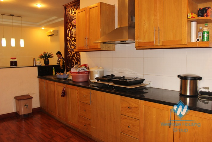 Cosy apartment for lease in Ciputra, Tay Ho, Hanoi