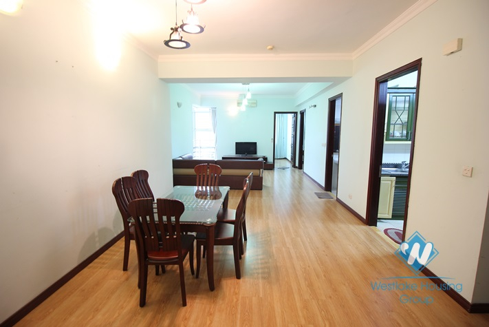 A large and nice apartment for rent in Ciputra, Ha Noi