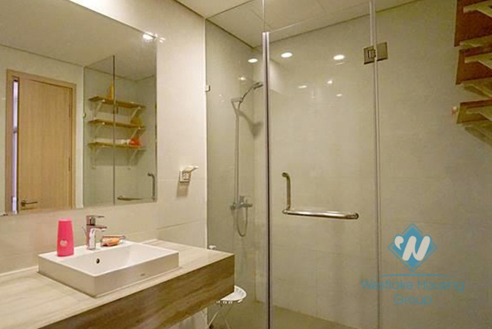 Spacious 3 bedroom apartment for rent in Mipec Long Bien, Hanoi