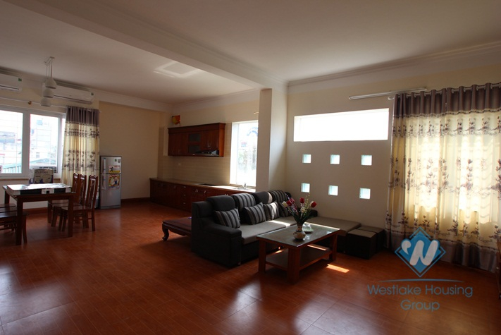 Brand new apartment for rent in Doi Can st, Ba Dinh district , Ha Noi