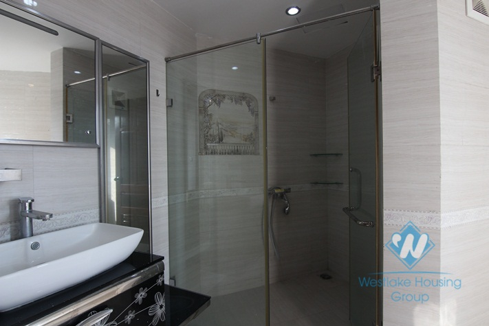 Apartment for rent in To Ngoc Van st, Tay Ho, Ha Noi. Fully furnished