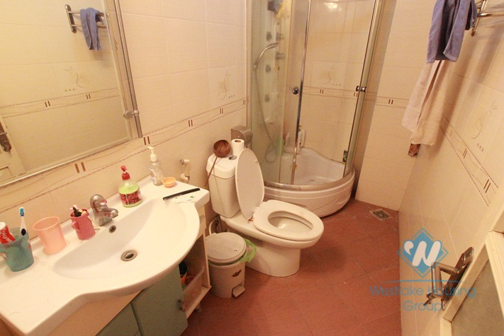 Nice house for rent in To Ngoc Van Street, Tay Ho District, Hanoi