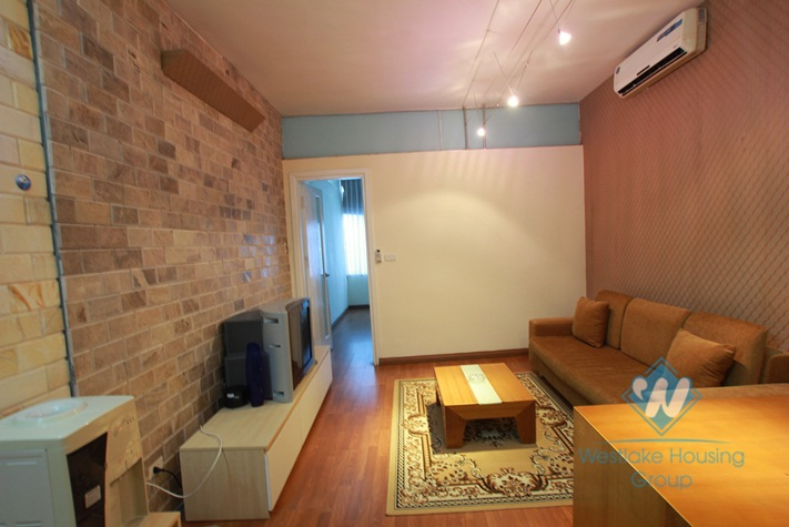 01 bedroom apartment for rent in Ba Dinh District, Ha noi
