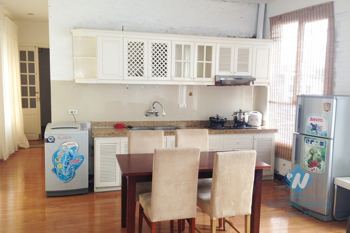 Modern apartment for rent in Hoan Kiem district, Hanoi