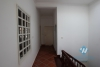 White house for rent with lake view in Tay Ho area, Ha Noi.