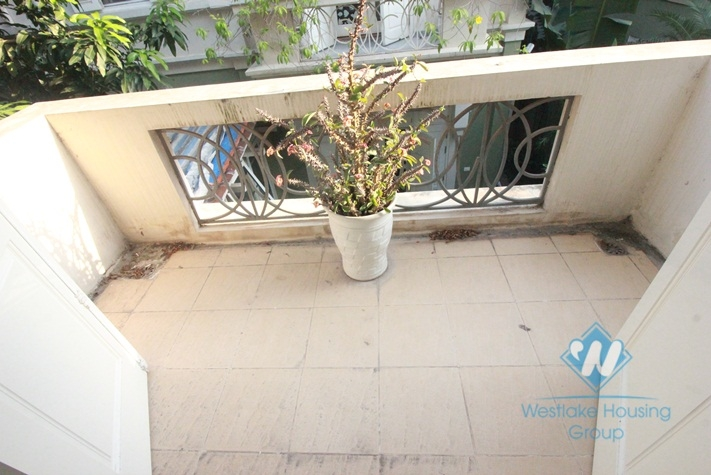 Beautiful house for lease in T block, Ciputra, Tay Ho, Hanoi