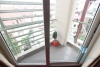 Brand new 03 bedroom apartment for rent in Xuan Dieu St, Tay Ho, Hanoi