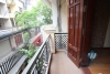 High quality apartment for rent in E block Ciputra, Tay Ho, Hanoi