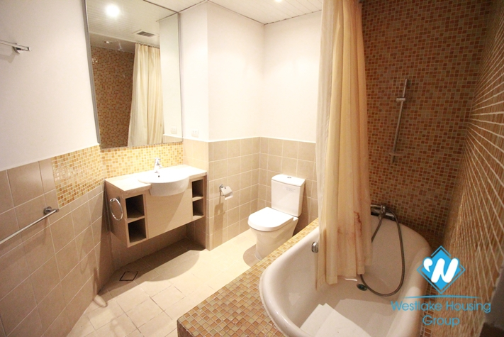 Bright 03 bedrooms apartment for rent in E Tower- Golden Westlake, Tay Ho, Hanoi