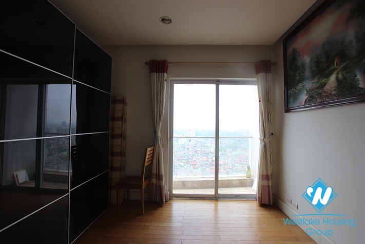 Apartment on the high floor available for rent in Golden Westlake, Tay Ho, Hanoi-fully furnished