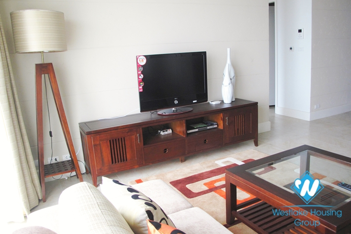 Beautiful apartment for rent in Golden Westlake, Tay Ho, Hanoi.