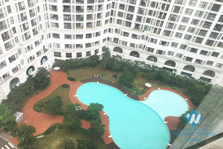 Well maintained furnished apartment for rent in Royal city