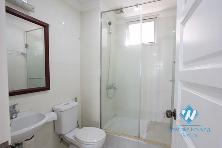 Cosy duplex apartment, big size with 5 bedroom for rent in Ciputra, Tay Ho district, Ha Noi