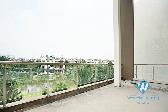 Nice villa for rent in Ciputra, Q Block, Tay Ho District