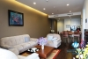Beautiful apartment for rent in high floor of the Lancaster Building, Ba Dinh District, Hanoi