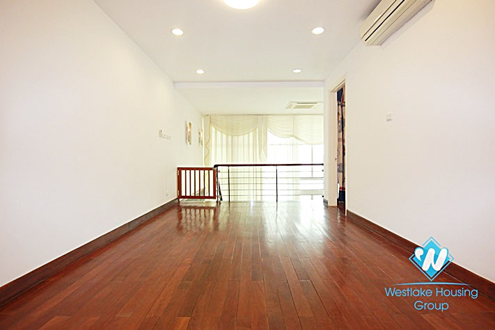 Hight quality penthouse apartment with 4 bedrooms for rent in Ciputra, Westlake Tay Ho, Hanoi, Vietnam
