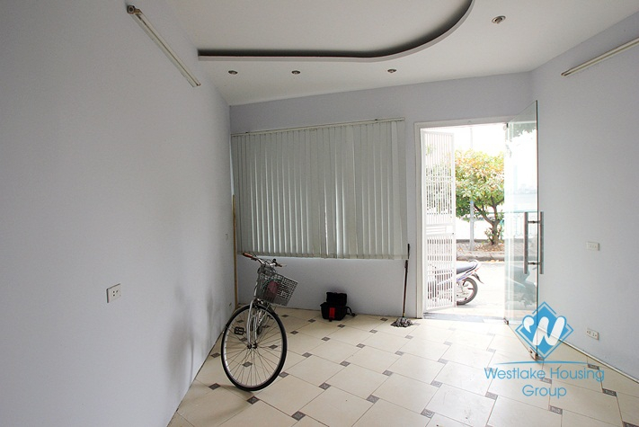 New house for rent in Westlake area,  Hanoi, unfurnished