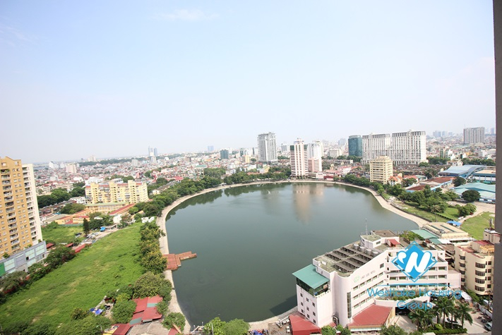 High quality apartment for rent in Platinum, Ba Dinh