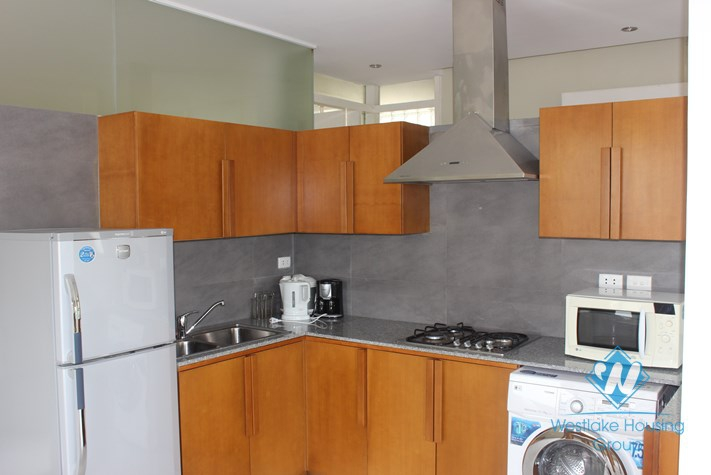 Very bright-apartment for rent in Nguyen Truong To st.